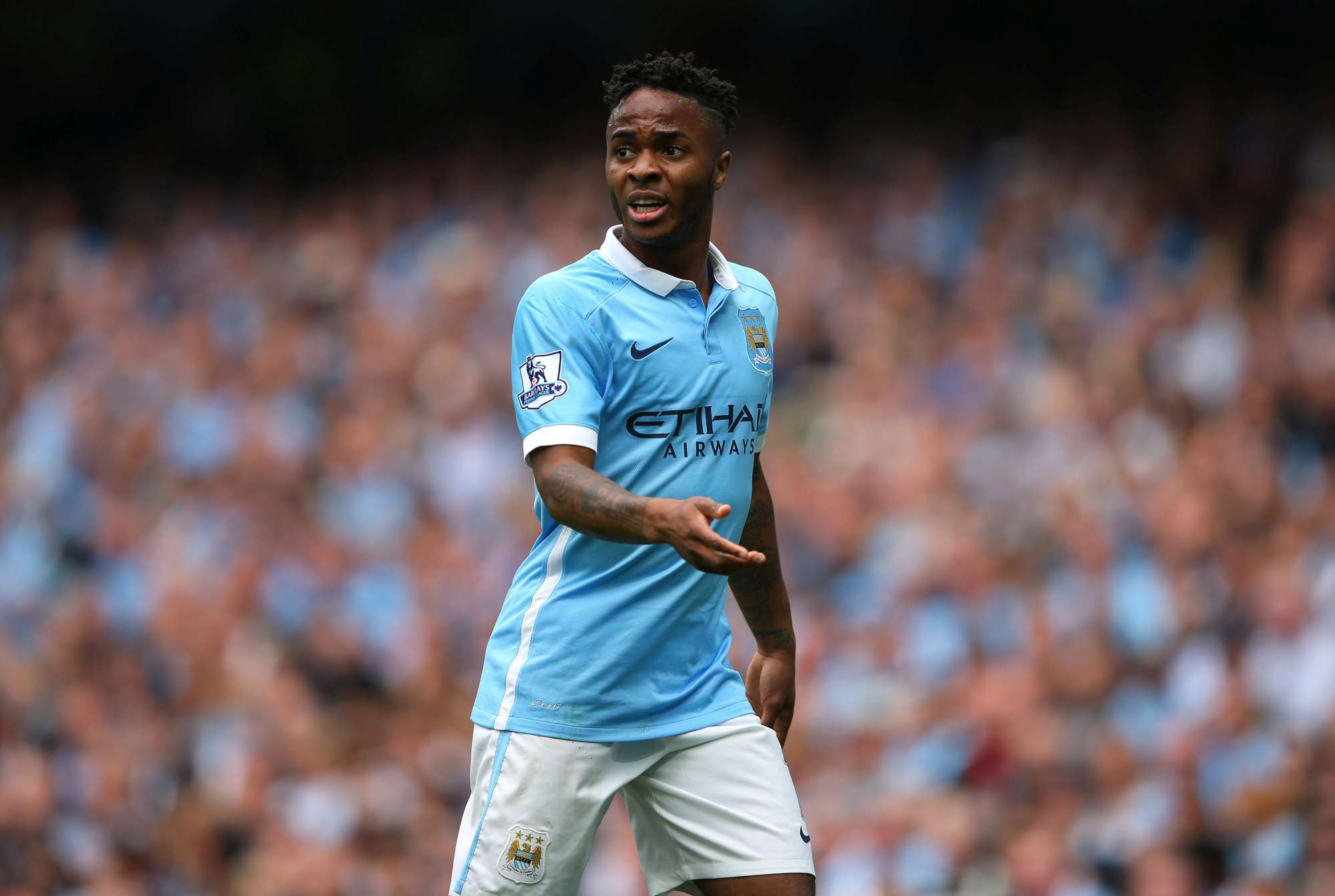 Raheem Sterling, pagato 63 milioni dal Man City