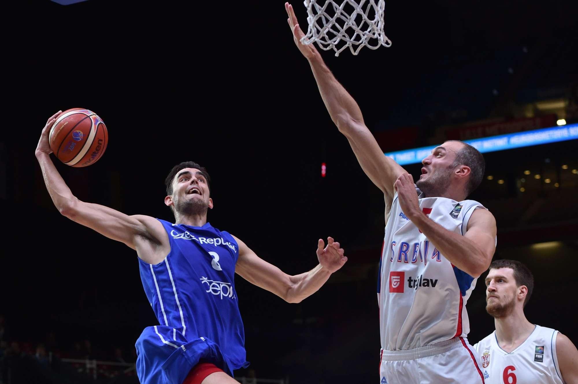 Tomas Satoransky. protagonista con la Repubblica Ceca a Eurobasket 2015
