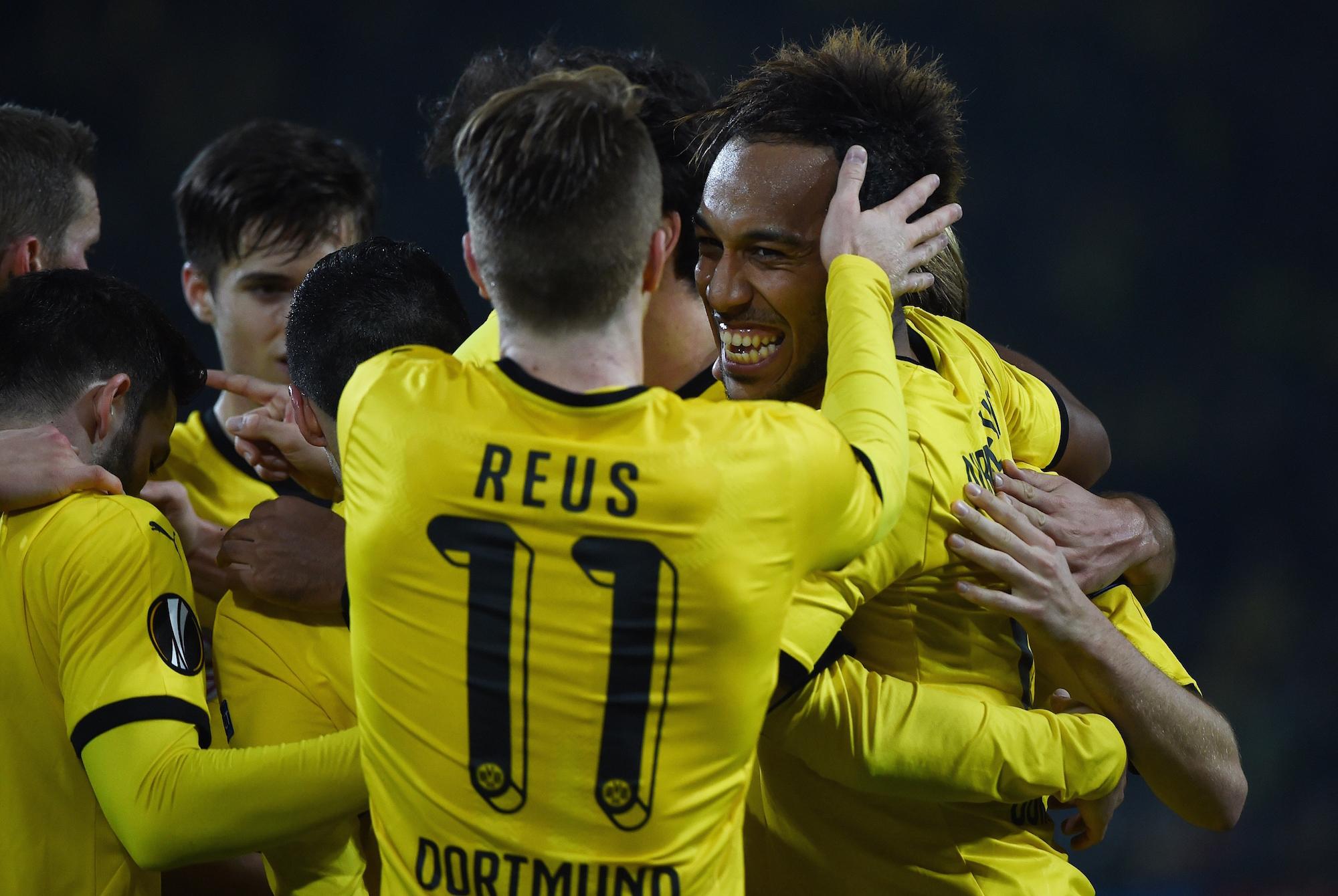 Il Borussia Dortmund è al momento la favorita alla vittoria di questa Europa League con una quota di 7/1. Dietro ci sono il Napoli a 11/1 e la Lazio a 17/1