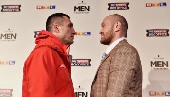 """Sei trucchi che Tyson Fury potrebbe usare per mandare al tappeto il """"robot"""" Wladimir Klitschko"""