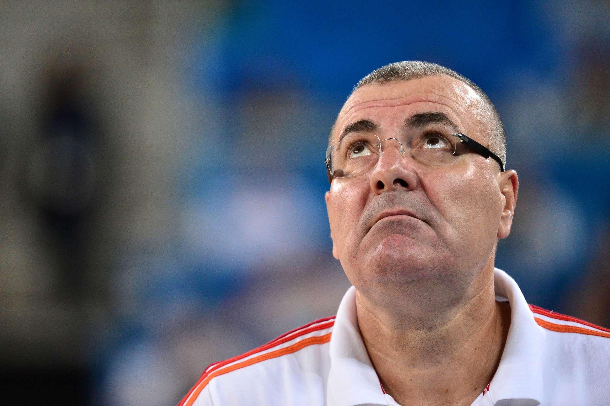 Il coach dell'Olimpia Milano, Repesa, si è preso le colpe del momento negativo della squadra