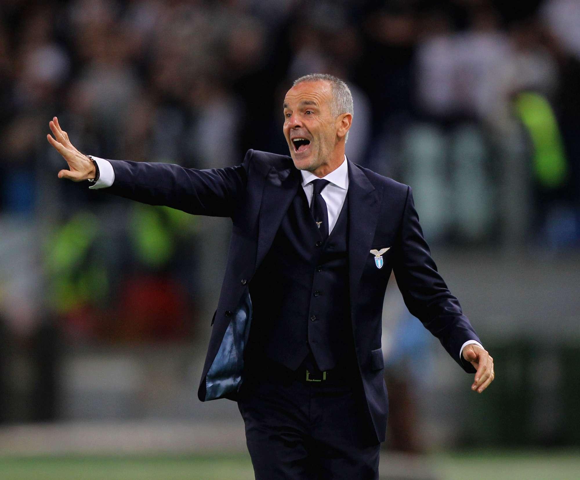Stefano Pioli: con la Coppa Italia potrebbe risollevare la stagione