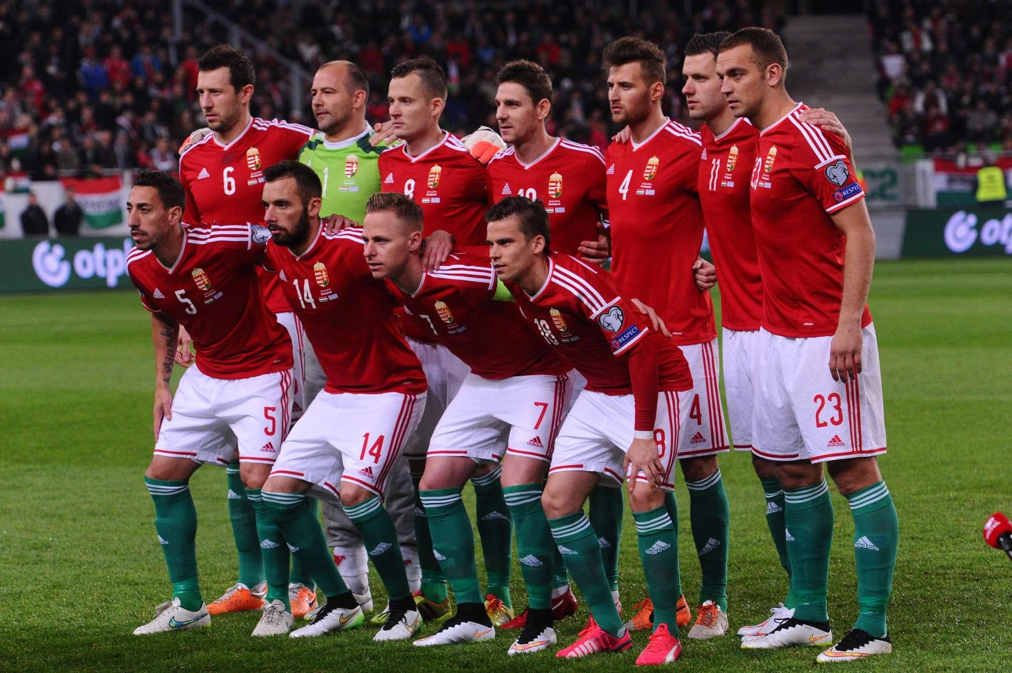 La formazione dell'Ungheria, rivelazione di queste qualificazioni