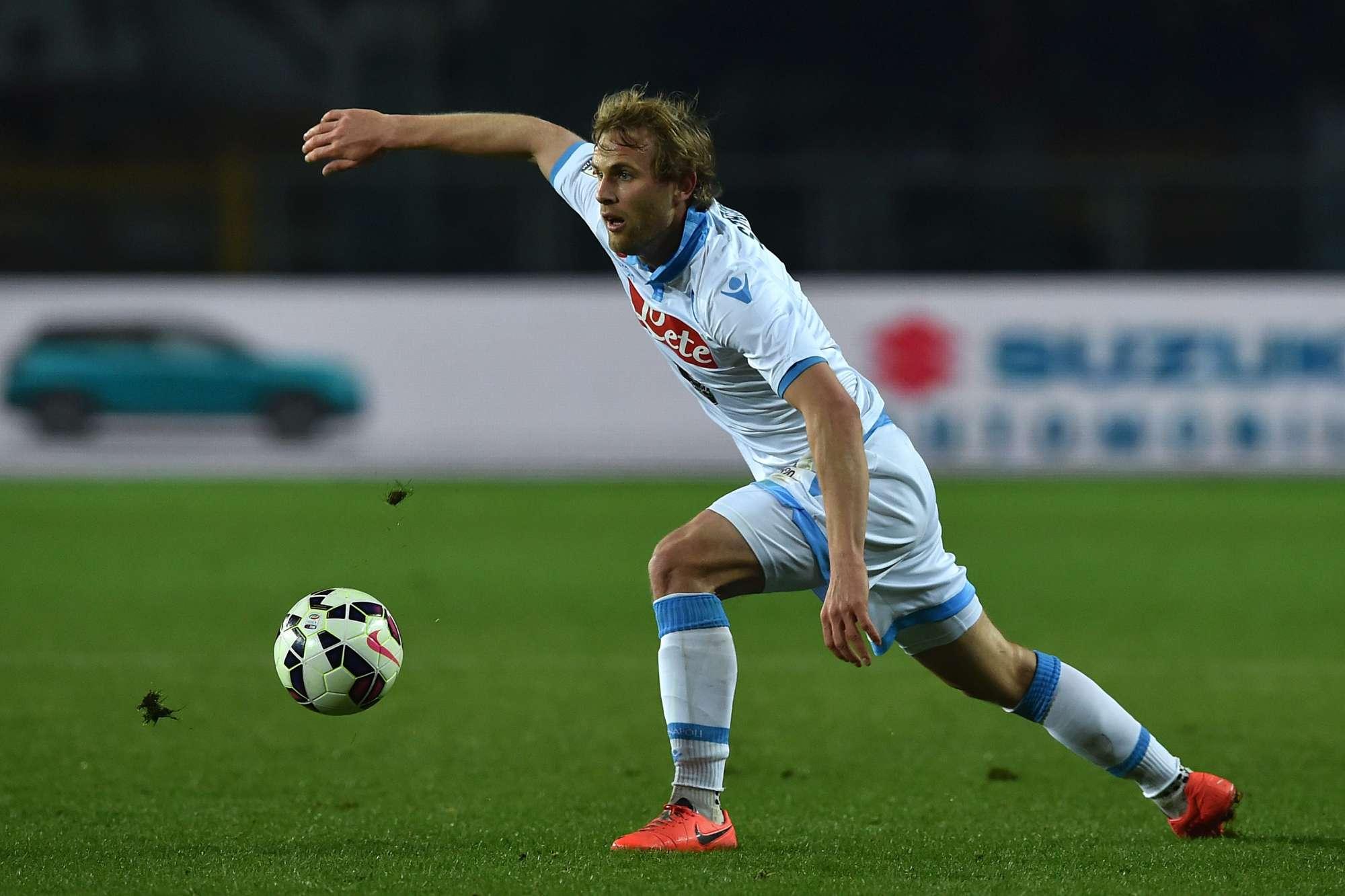 Ivan Strinic, questa sera titolare in Europa League