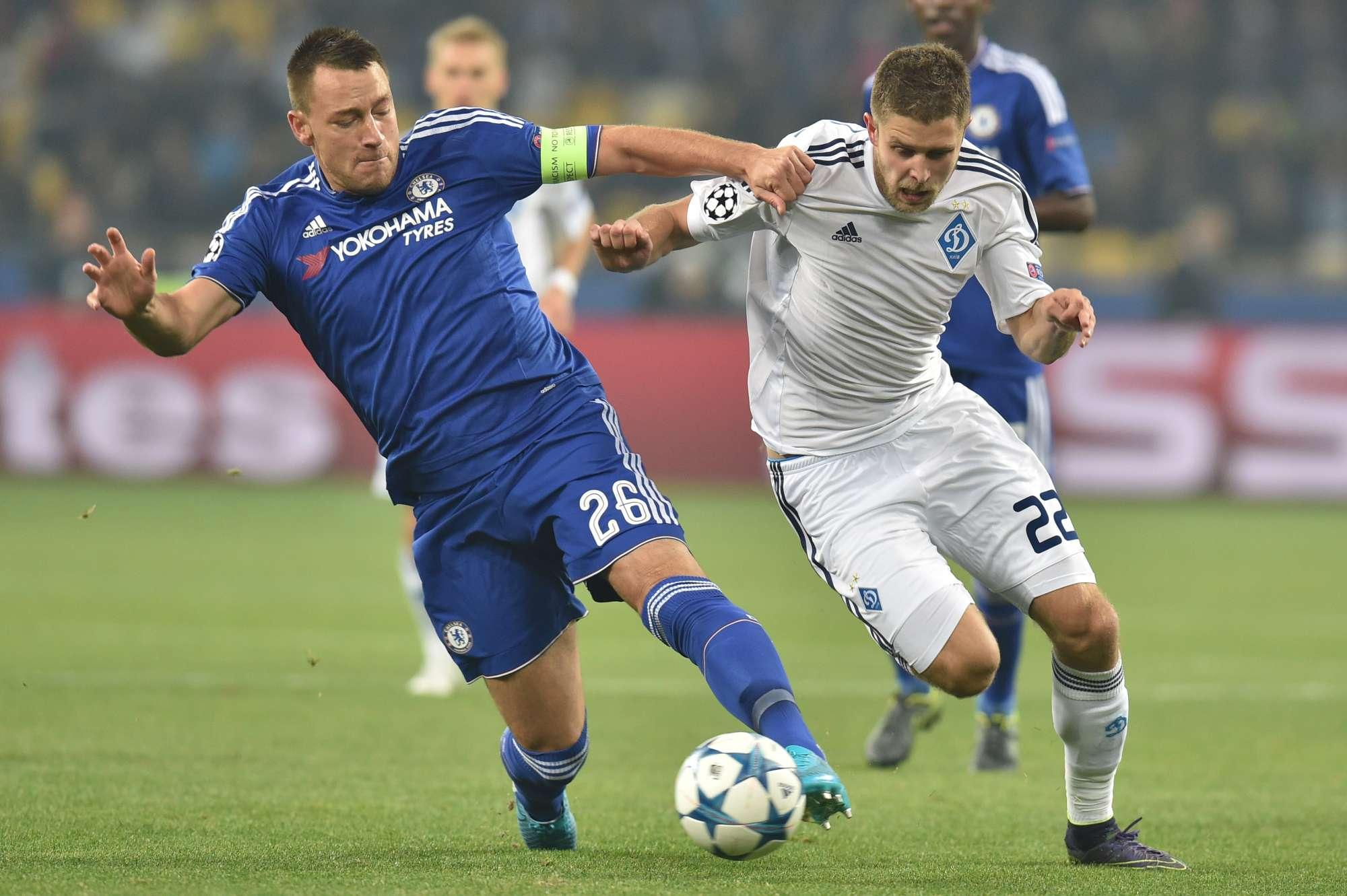 Il Chelsea di Terry questa sera avrà un match fondamentale contro la Dinamo Kiev