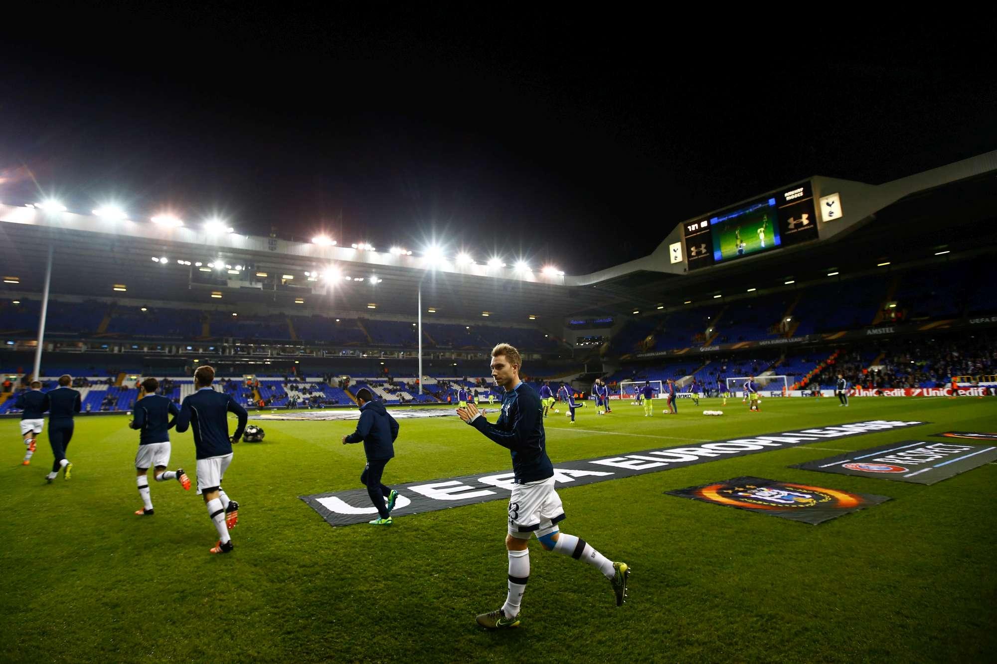 White Hart Lane, la splendida cornice che ospiterà Tottenham-Chelsea