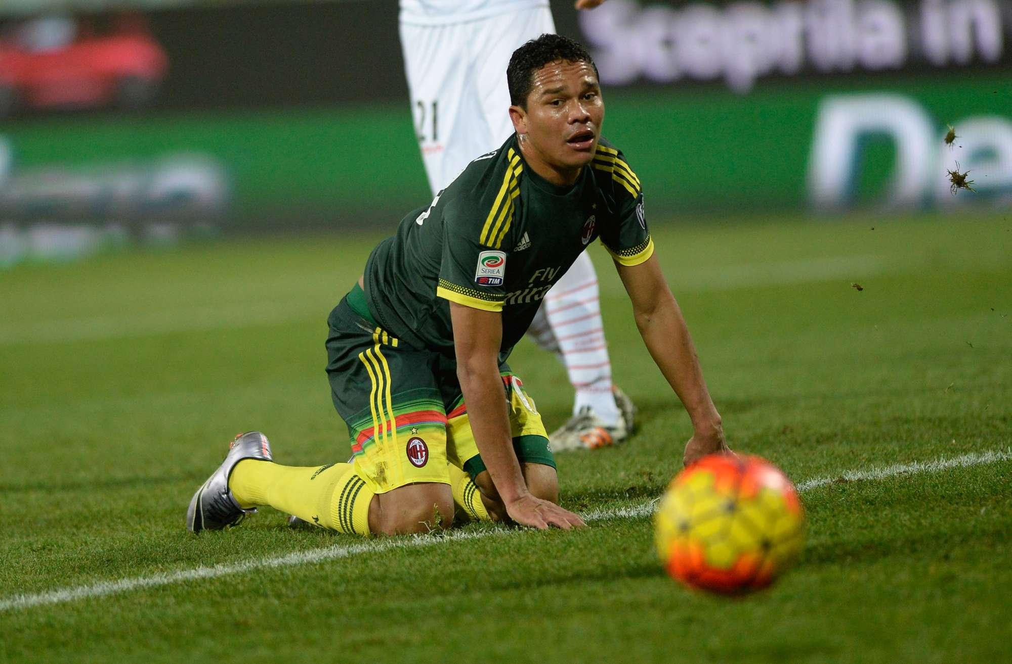 Bacca, attaccante al quale Mihajlovic si aggrappa per far risorgere il Milan