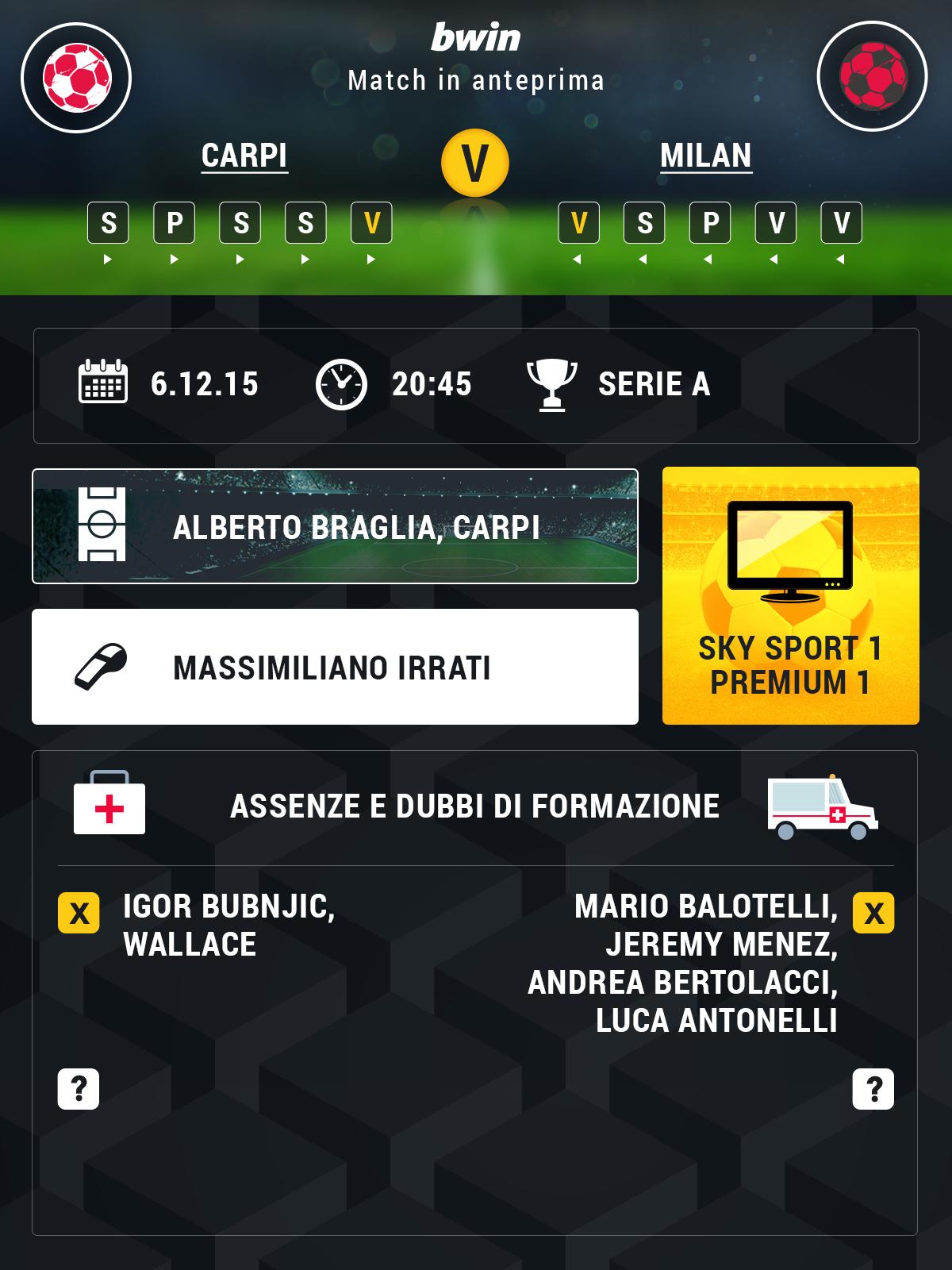 Carpi_Milan
