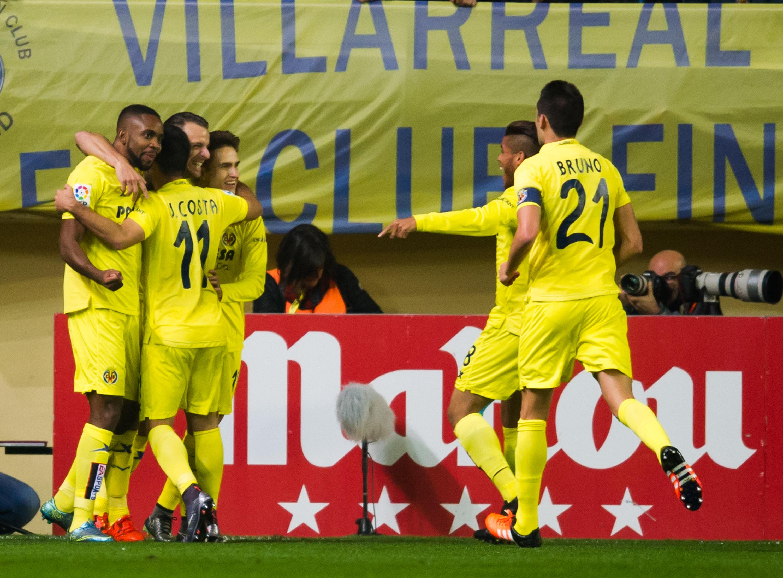 Il Villarreal è sorprendentemente quarto nella Liga spagnola