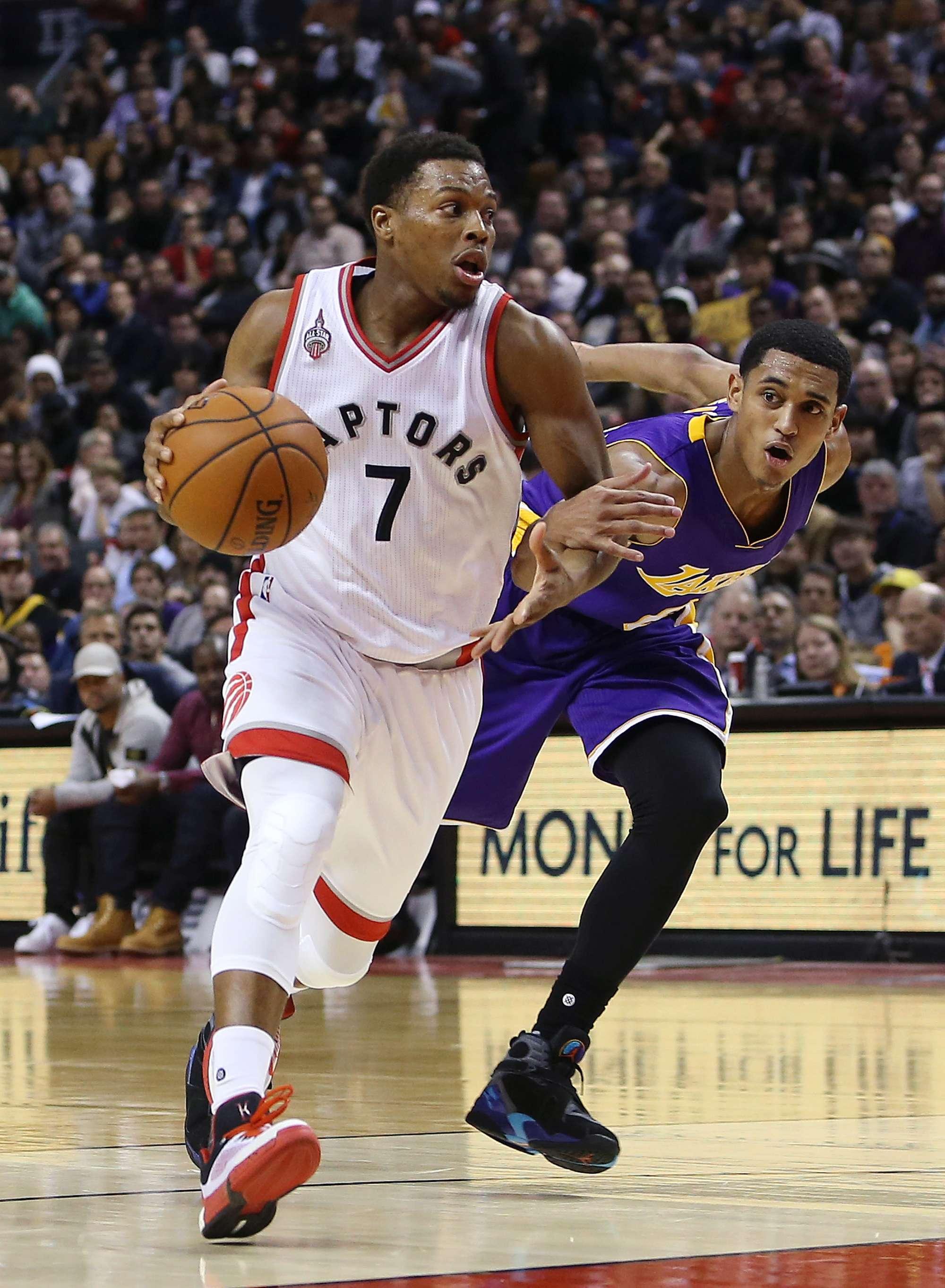 Lowry, guardia dei Toronto Raptors, è il 17° miglior marcatore della lega