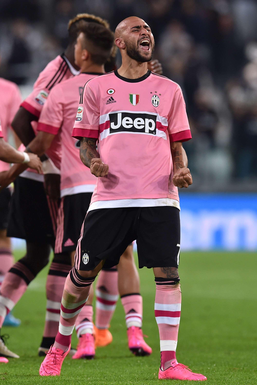 Simone Zaza esulta per il gol contro il Frosinone