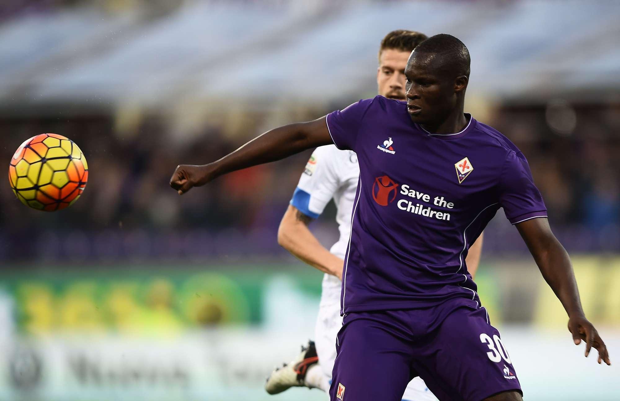 Babacar, questa sera titolare nella Fiorentina