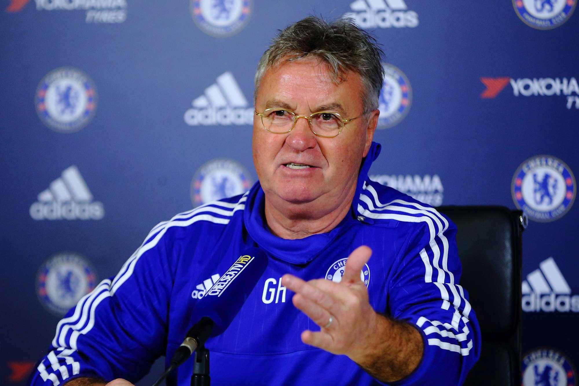 Guus Hiddink è tornato sulla panchina del Chelsea dopo 6 anni