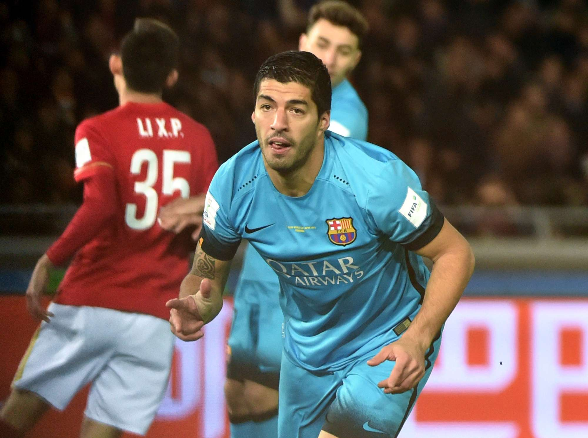 Suarez, capocannoniere della Liga, cerca il gol anche in Champions