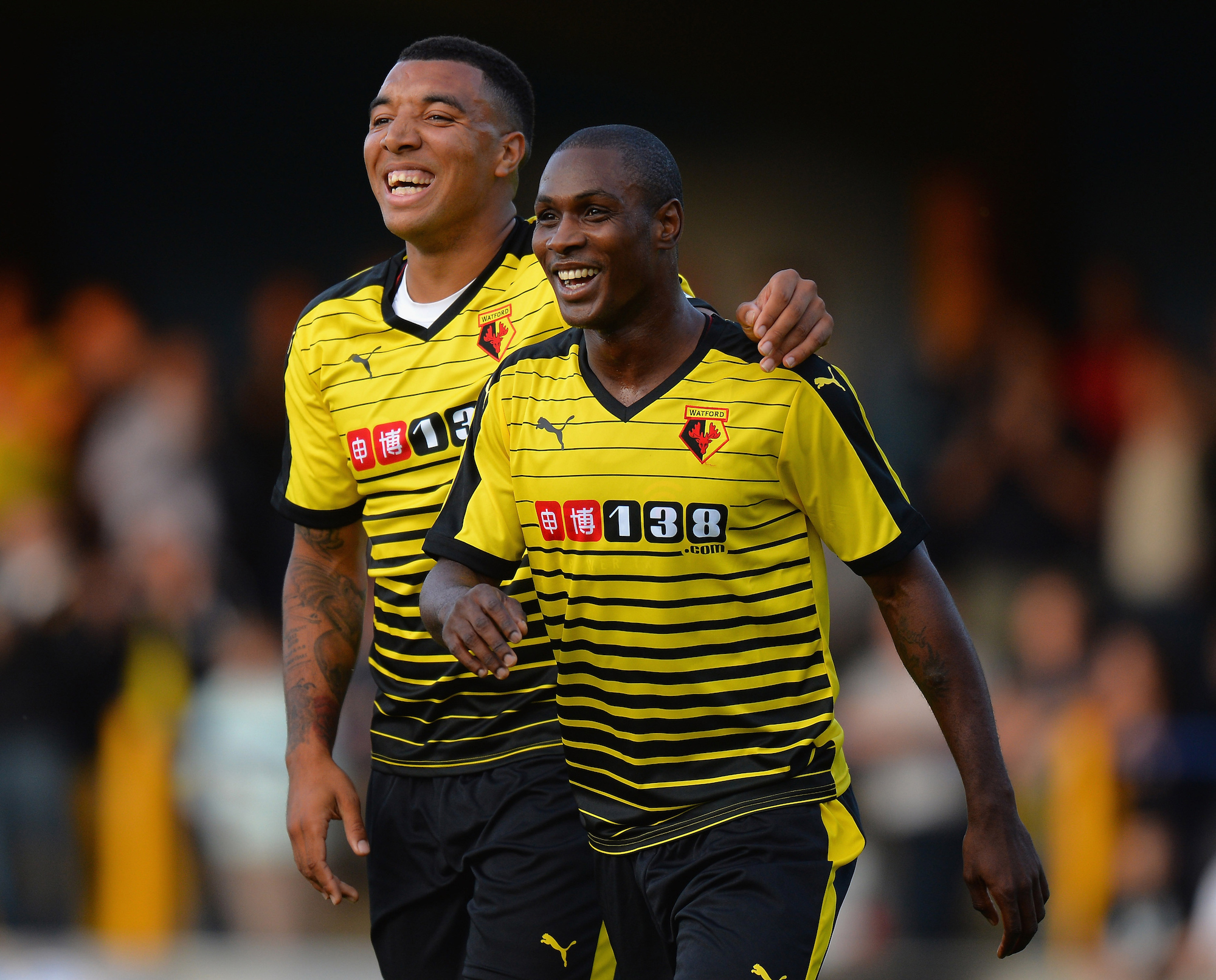 Ighalo, ex Udinese, quest'anno stella del Watford