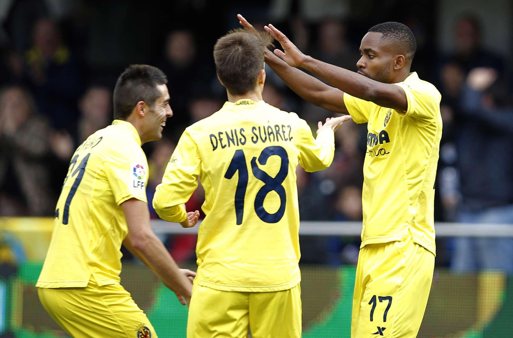 Il Villarreal non ha ancora perso al Madrigal in questa edizione di Europa League