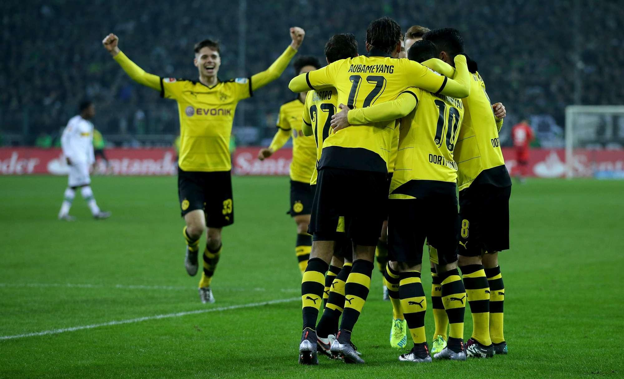 Il Borussia Dortmund è, per Bwin, il favoritissimo per la vittoria dell'Europa League
