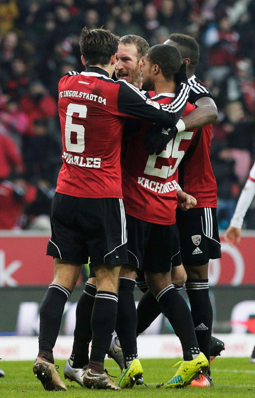 L'Ingolstadt, mai stato in Bundesliga prima di questa stagione, è 10° in classifica