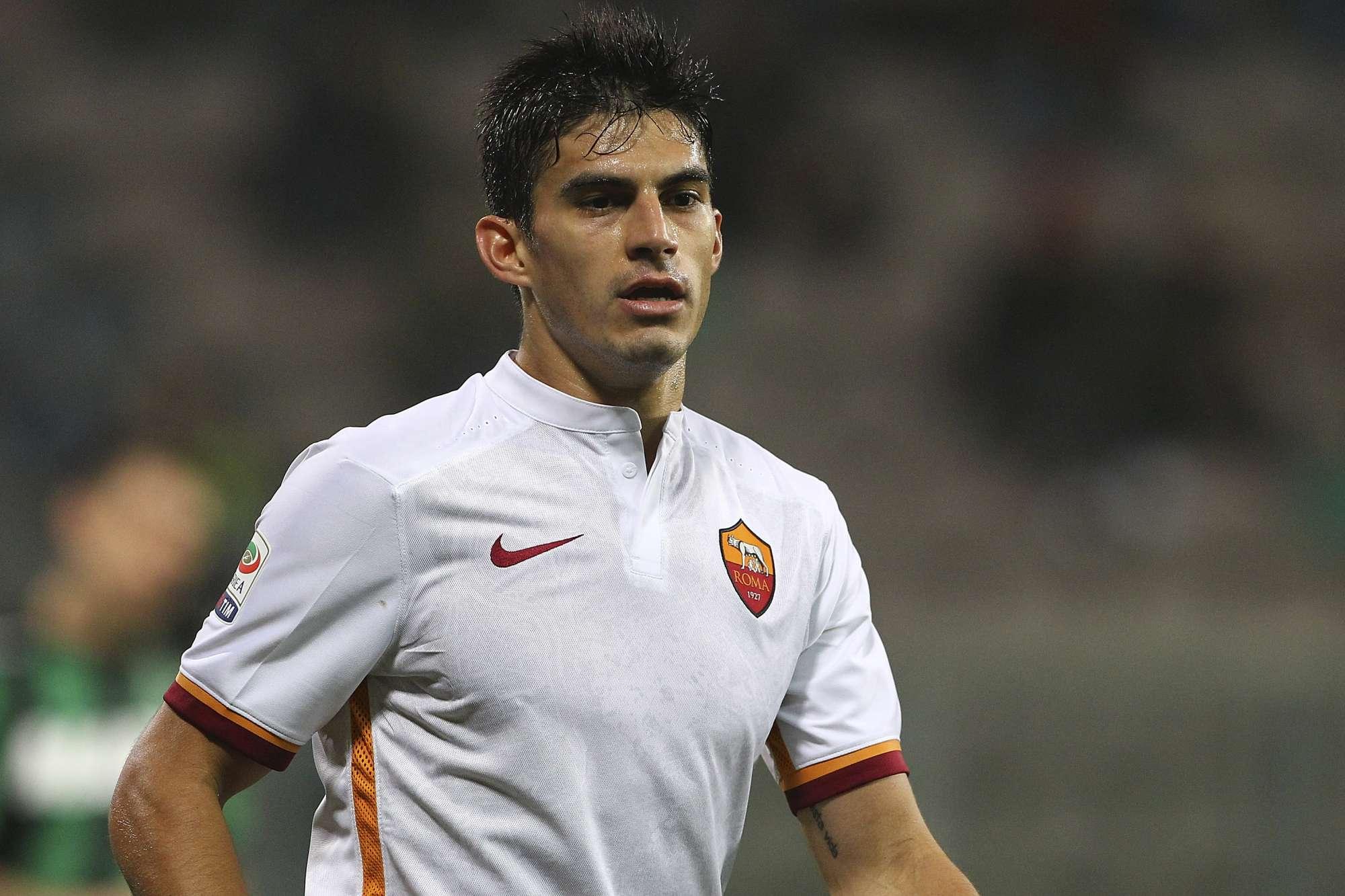 Diego Perotti, passato in gennaio dal Genoa alla Roma