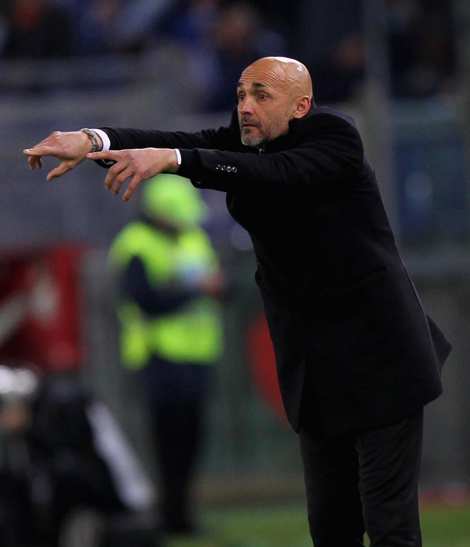 Luciano Spalletti: 10 punti in 5 gare con la Roma in questo campionato