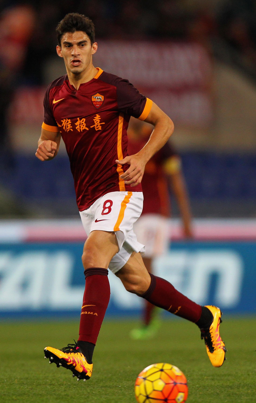 Diego Perotti, in rete contro la Sampdoria nell'ultima giornata di campionato