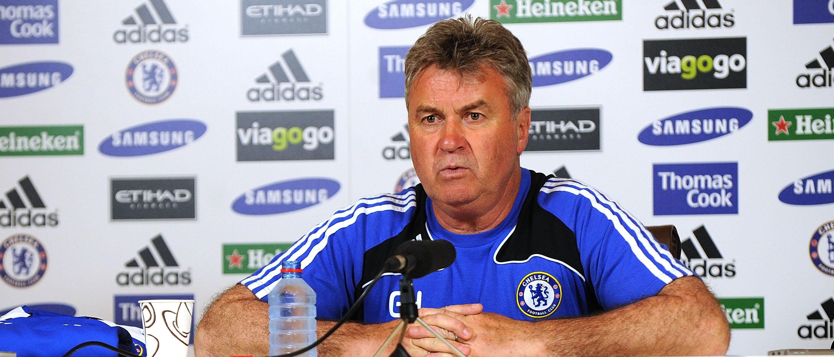 Guus Hiddink cerca un miracolo, portare il Chelsea in Europa