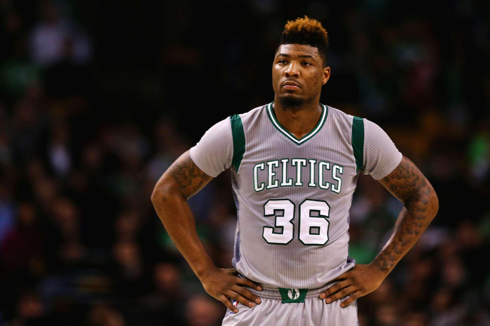 La crescita di Marcus Smart è uno dei segreti della crescita dei Boston Celtics
