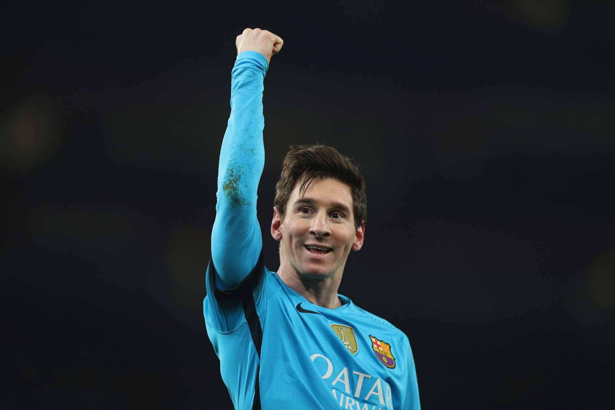 Messi ha segnato 22 gol in 25 partite di Liga in questa stagione