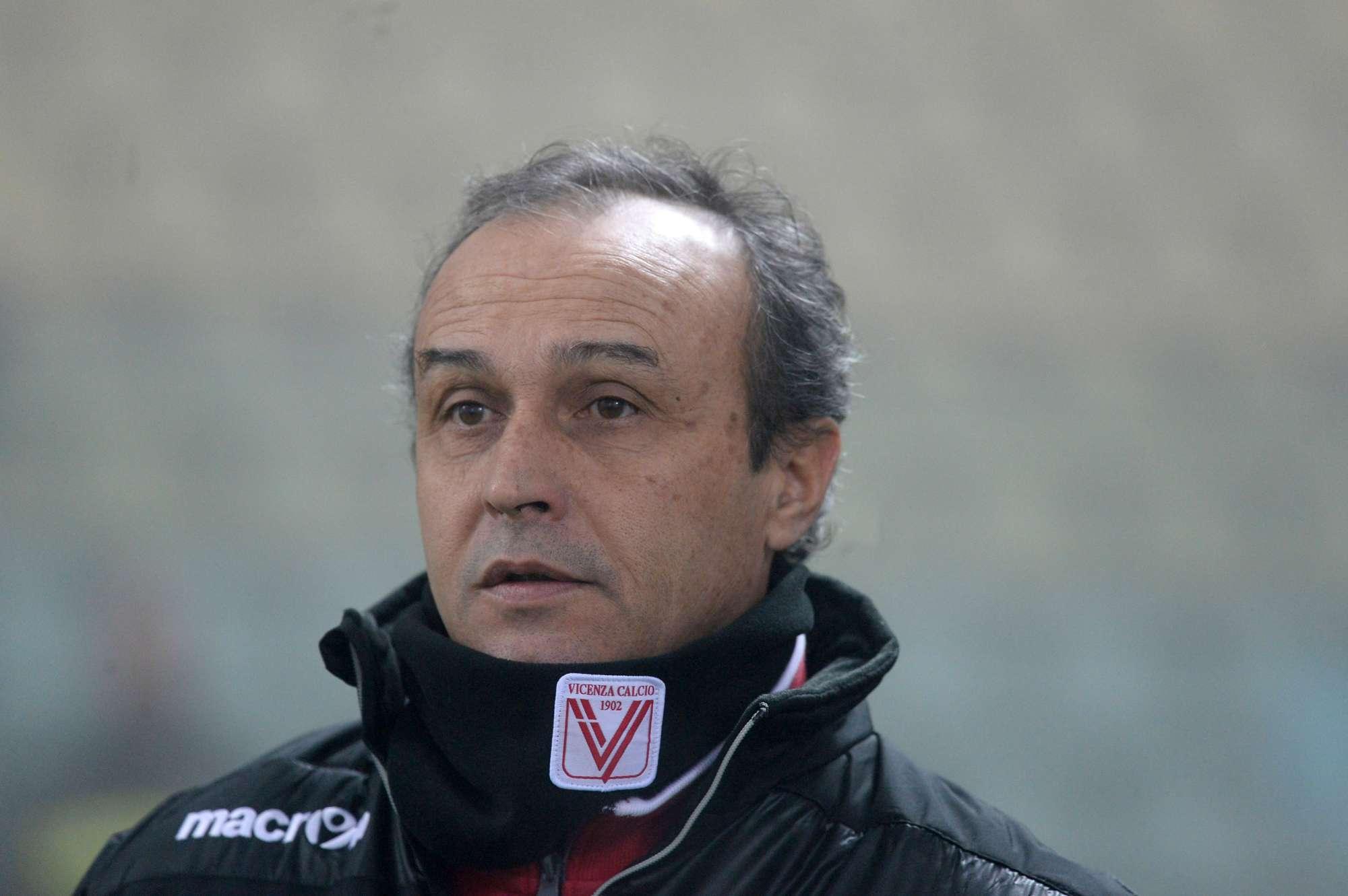 Pasquale Marino, allenatore del Vicenza