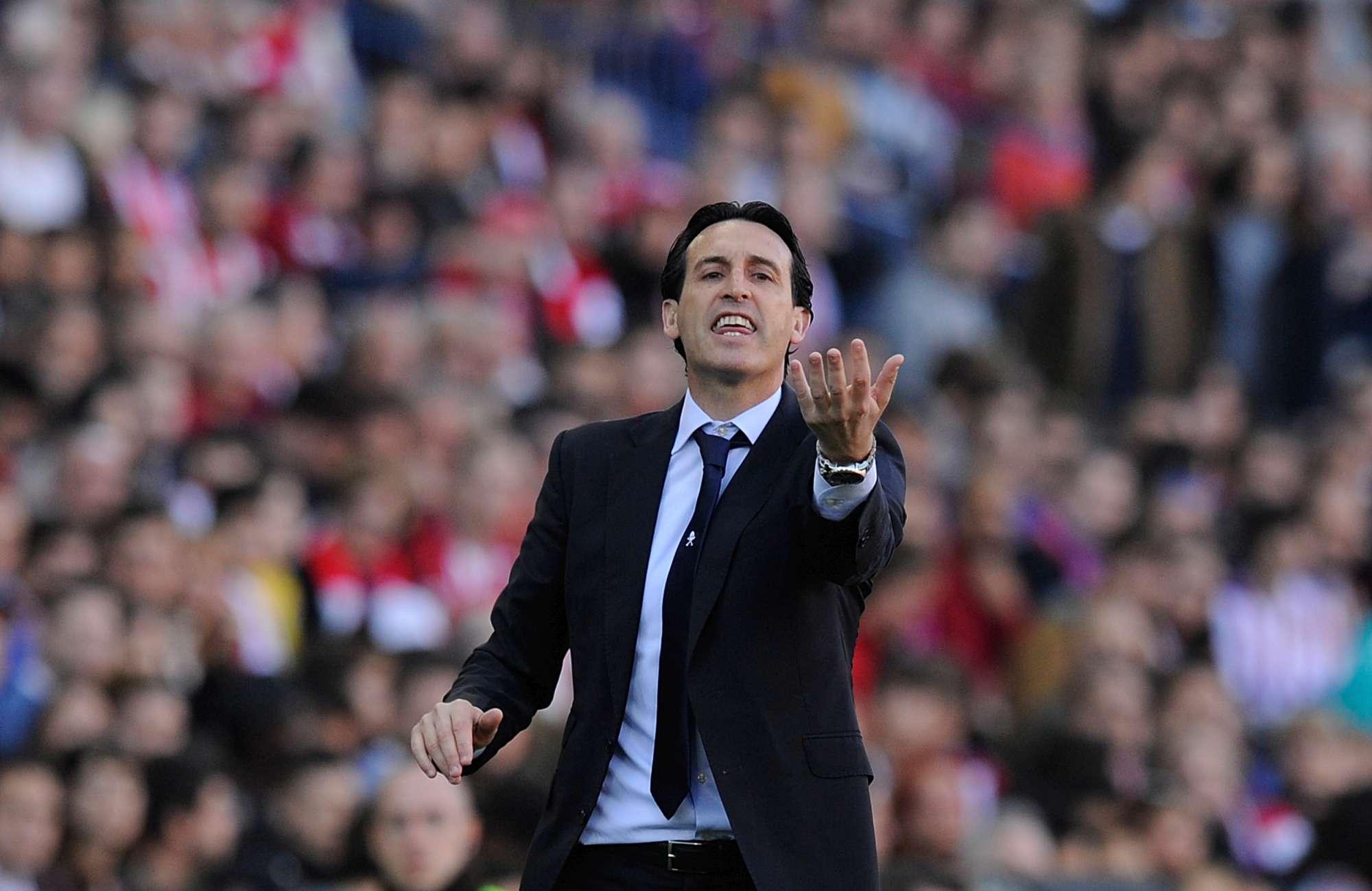 Unai Emery andrà a caccia della terza Europa League consecutiva