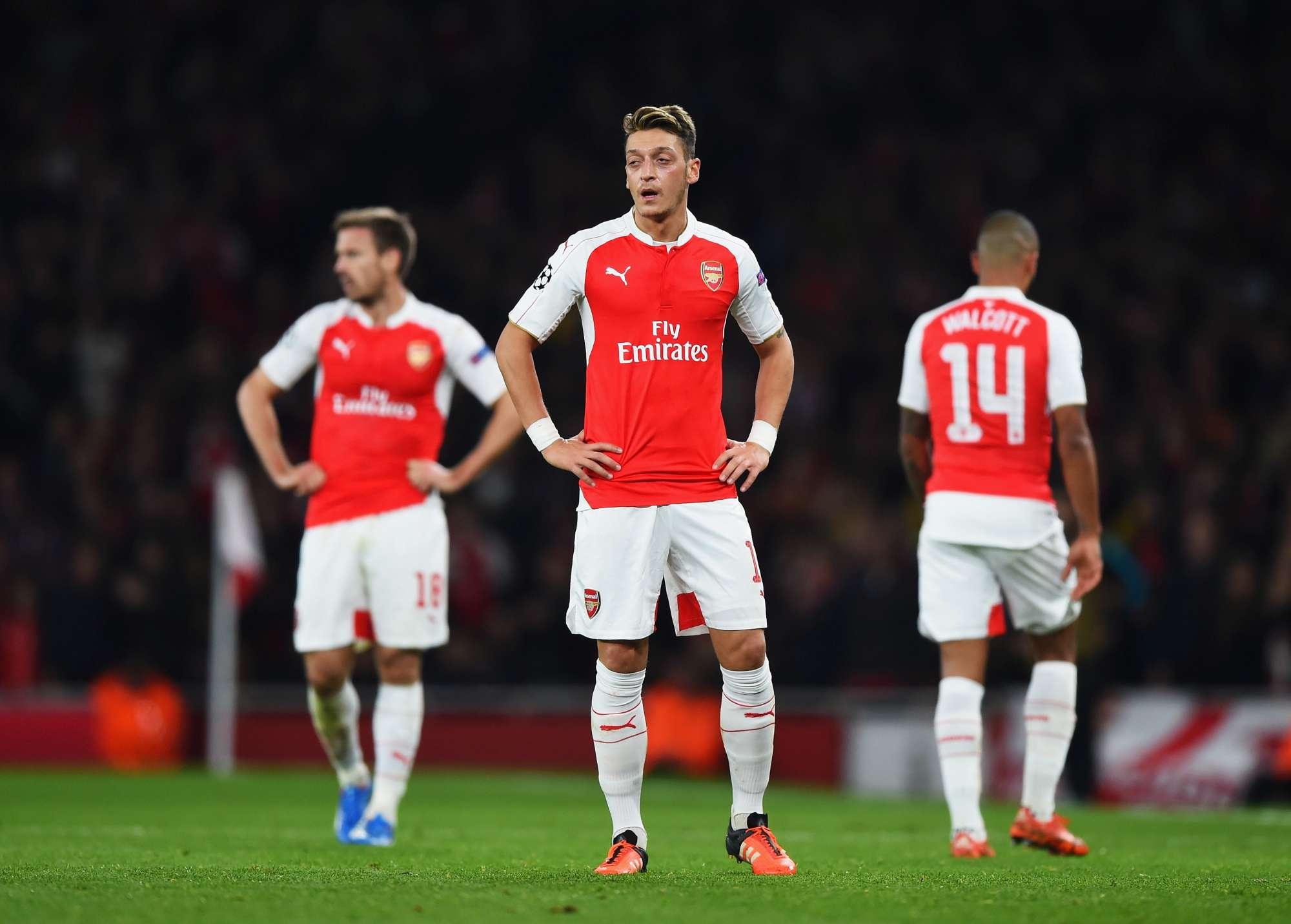 Sempre il solito Arsenal...