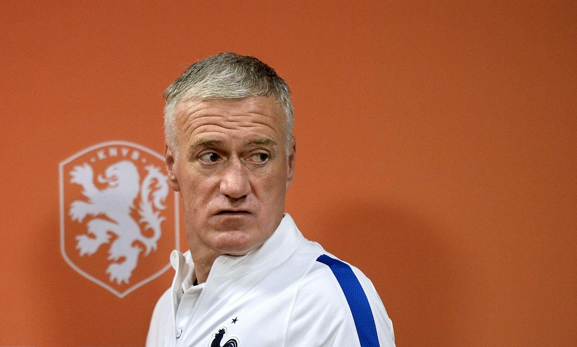 Didier Deschamps, tecnico della Francia dal 2012