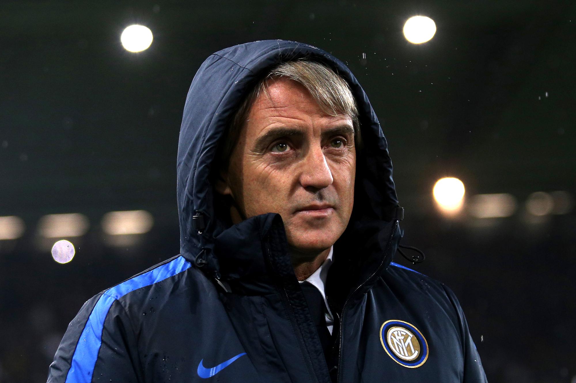Mancini avrà a disposizione solo Eder contro la Roma