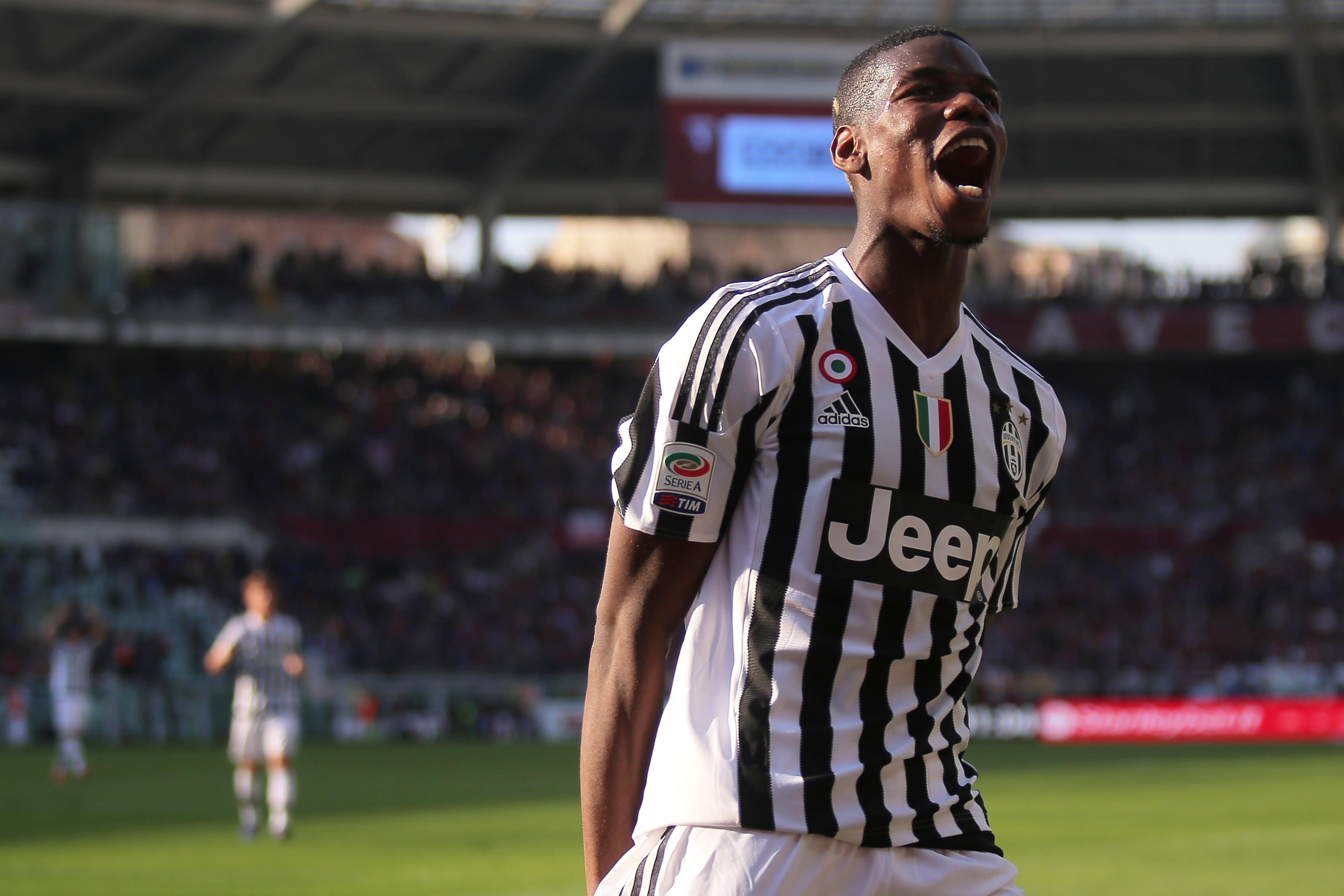 Paul Pogba, 6 gol e 8 assist quest'anno con la maglia della Juventus in Serie A