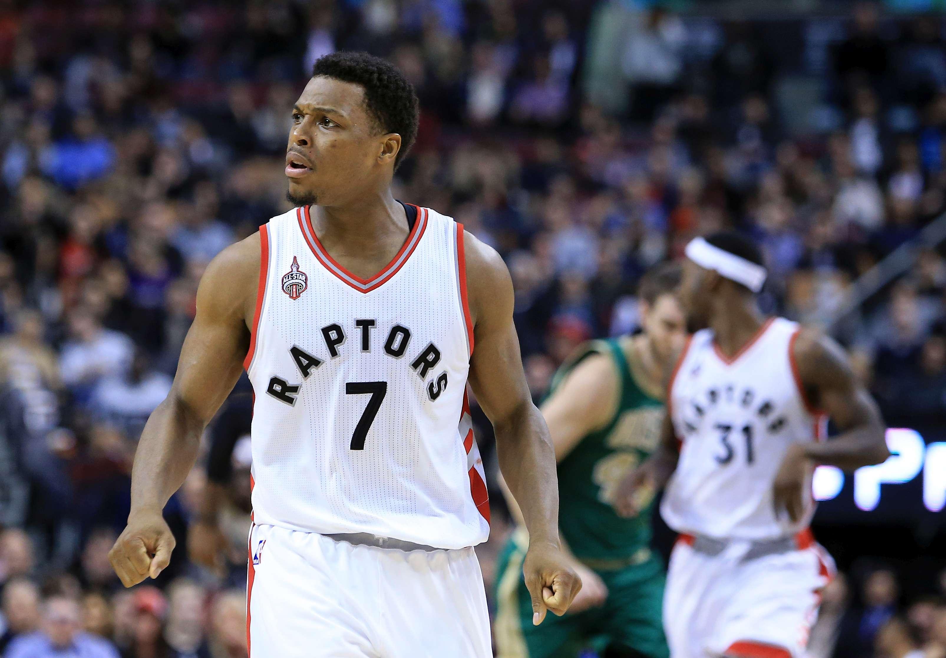 Kyle Lowry, uno dei motivi della grande stagione dei Toronto Raptors