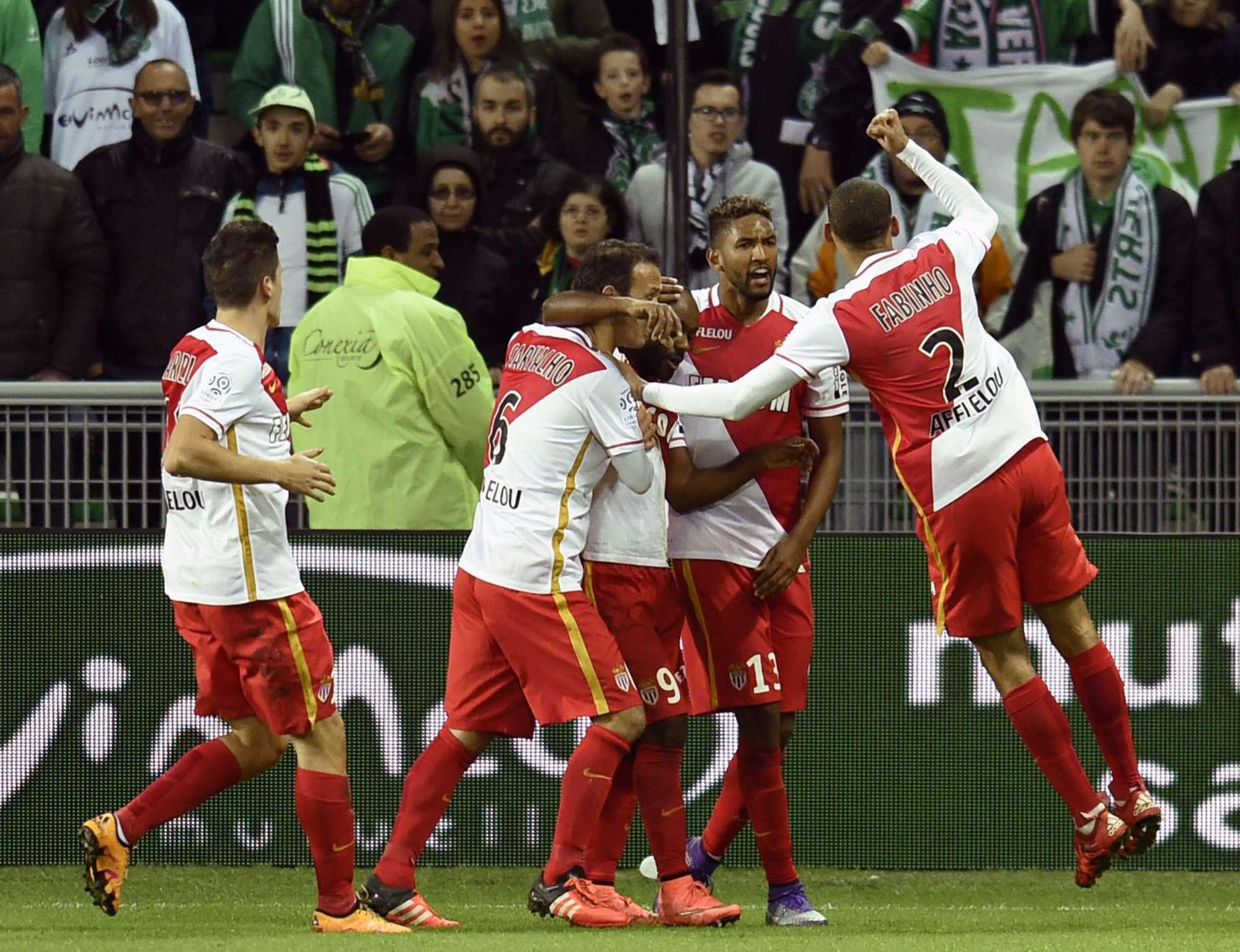 Il Monaco è in piena corsa per raggiungere i primi 3 posti della classifica di Ligue 1