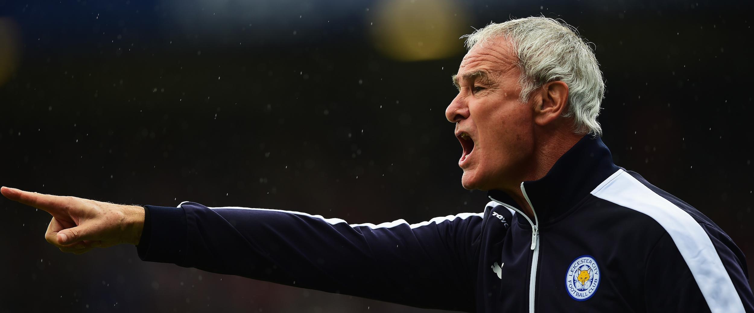Claudio Ranieri è a un passo dal sogno