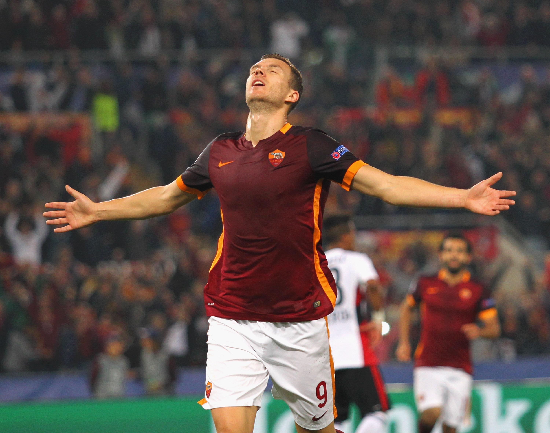 Edin Dzeko è stato criticatissimo in questa stagione, ma 20 dei 64 punti della Roma portano la sua firma
