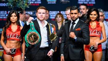 Alvarez vs Khan: la grande sfida (non solo sul ring) è alle porte