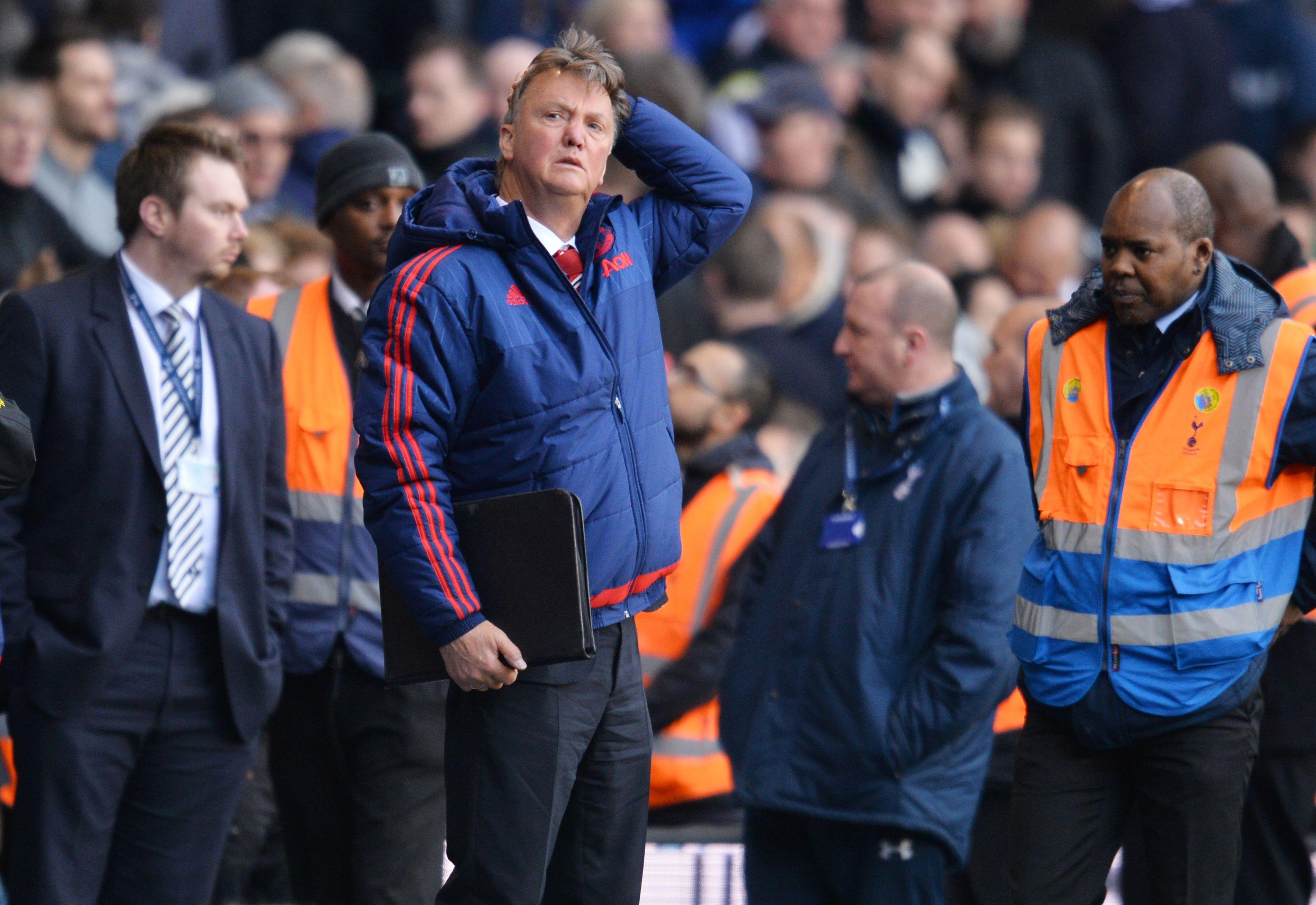 Louis Van Gaal contro il West Ham si gioca l'ennesima chance per non gettare alle ortiche la stagione