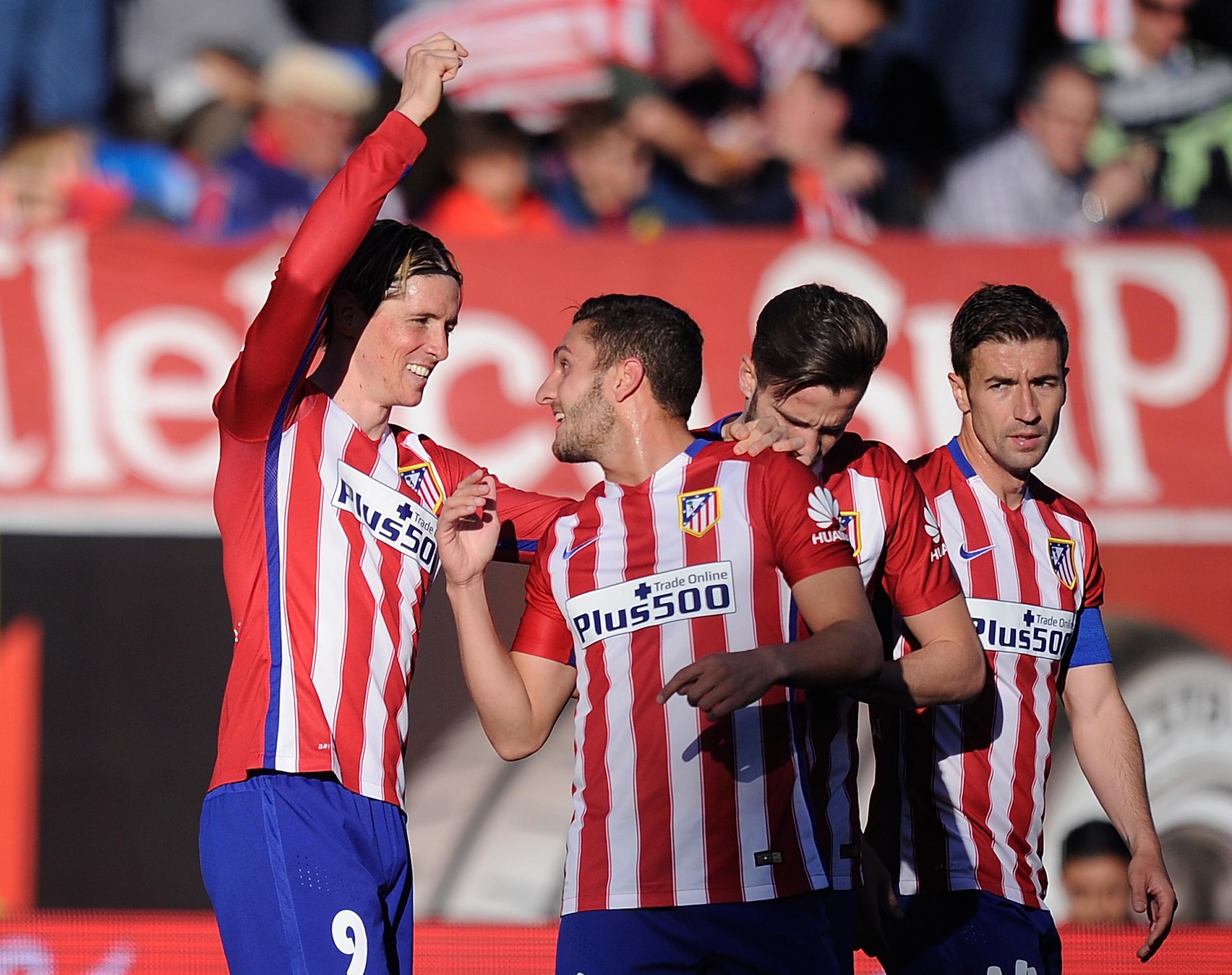 L'Atletico Madrid di Simeone è in corsa per il doblete Liga-Champions League