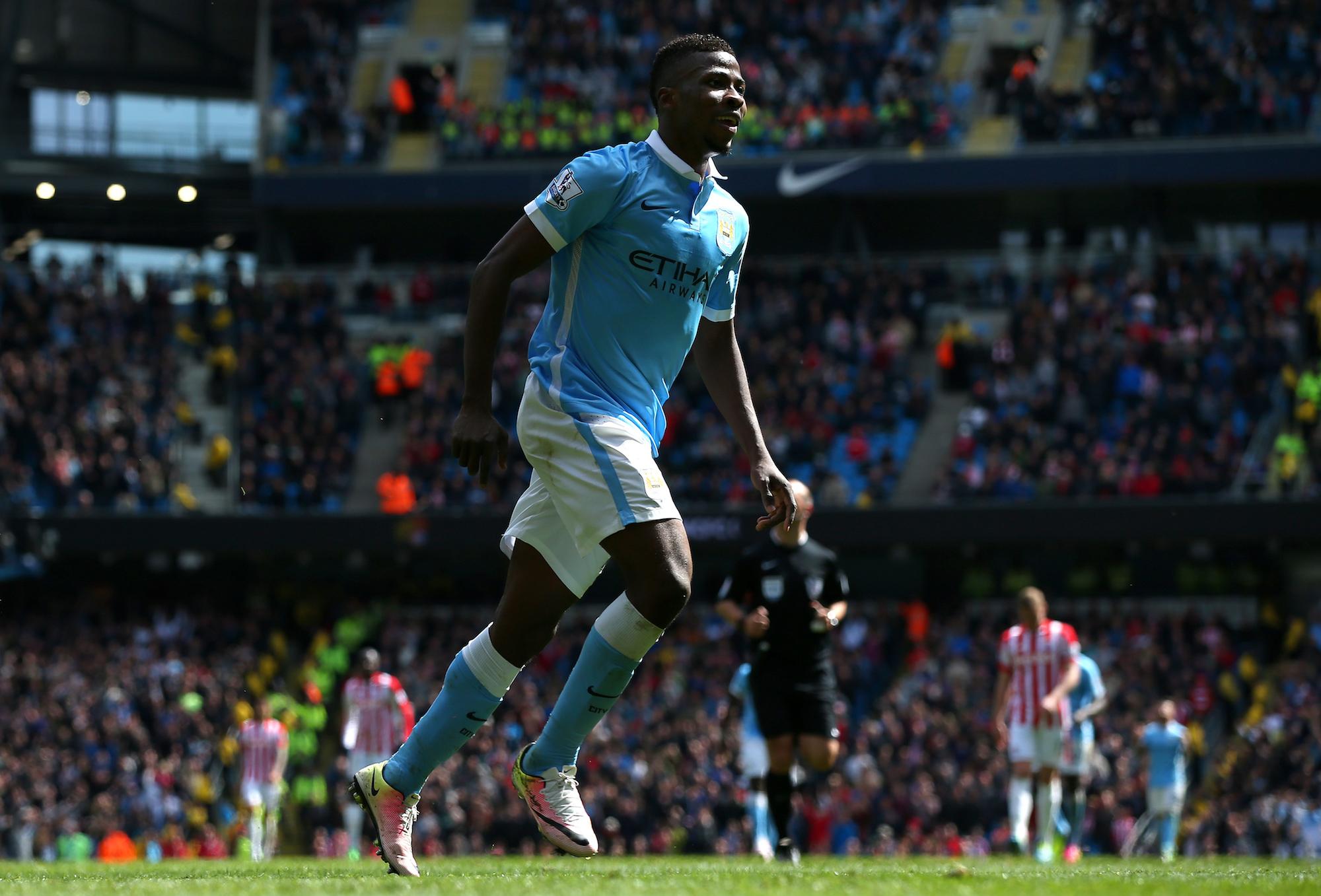 Kelechi Iheanacho ha segnato 4 gol nelle ultime 3 gare di campionato ed è l'attaccante del City più in forma del momento