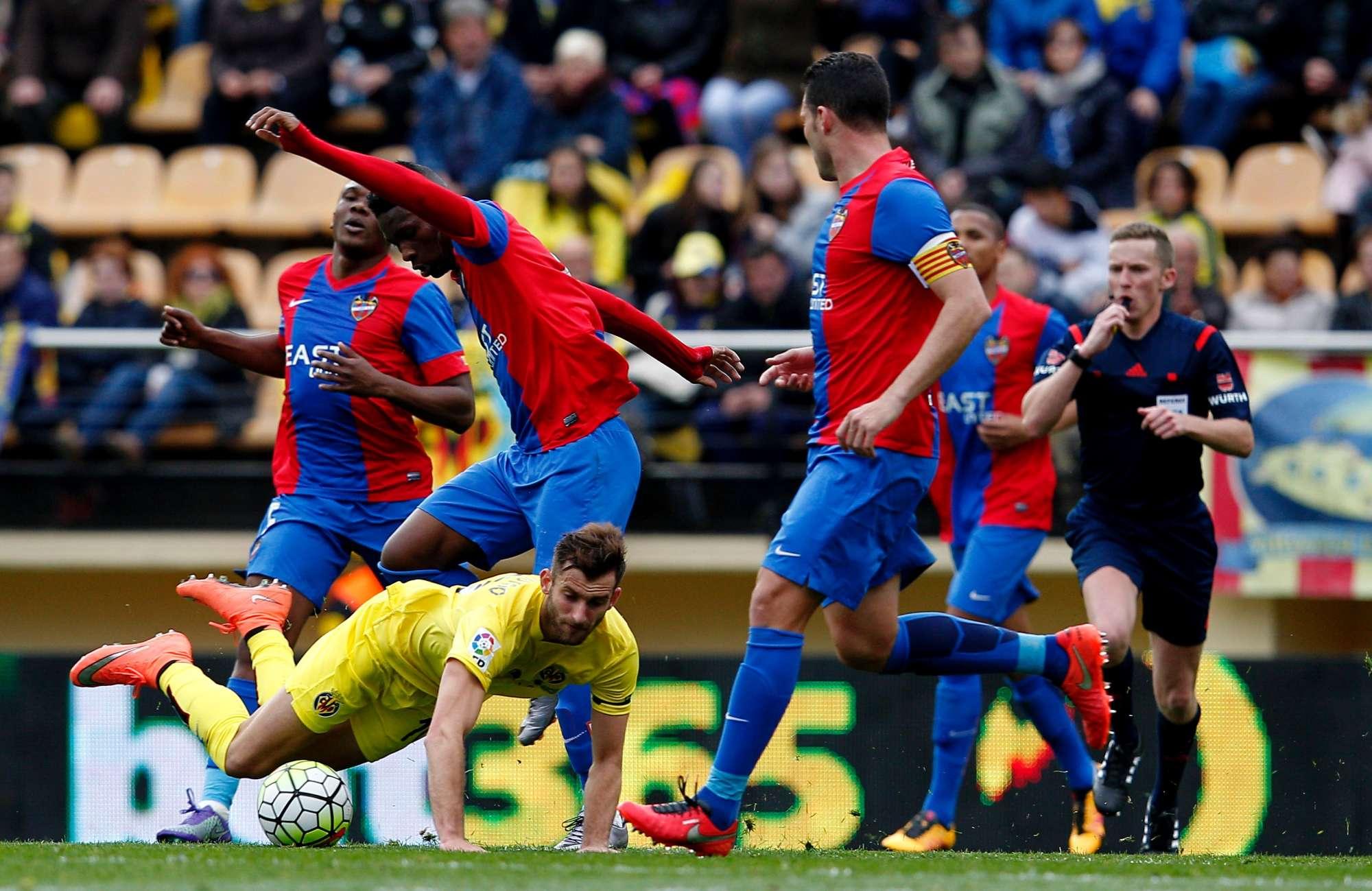 Il Levante, ultimo in classifica, è favorito nel match con l'Espanyol