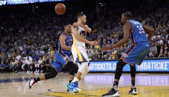 Warriors, Thunder, Cavaliers e Raptors: resa dei conti per i Fantastici 4