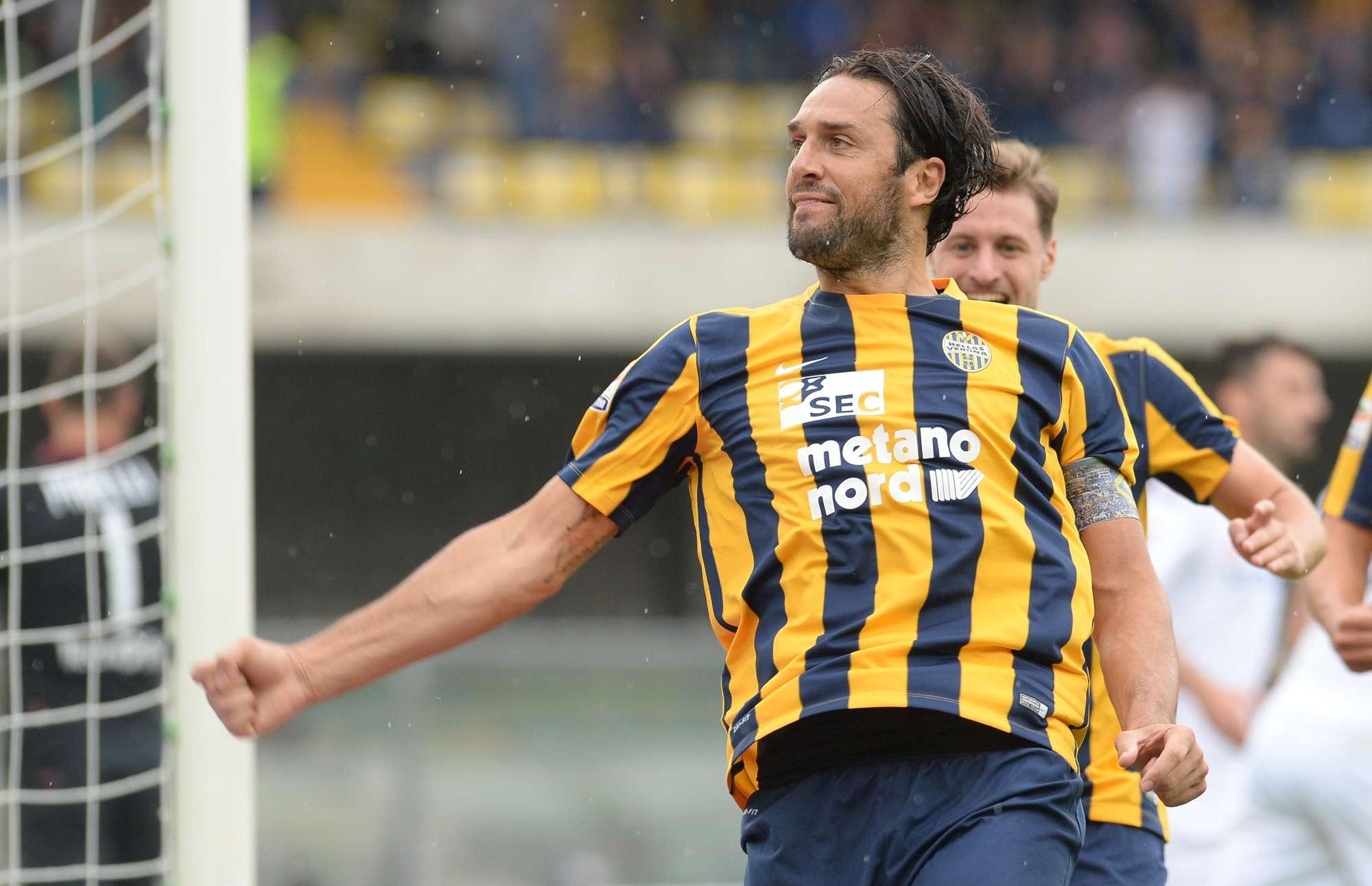 Luca Toni darà l'addio alla Serie A contro gli ex compagni del Palermo