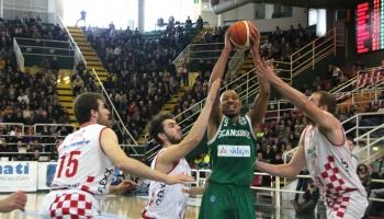 Serie A Legabasket playoff: Sassari e Pistoia con le spalle al muro