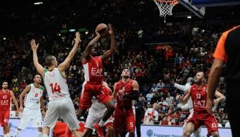 Serie A Legabasket playoff: Milano per la conferma, Cremona per la riscossa