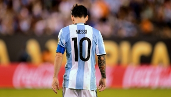 Messi, maledizione Argentina