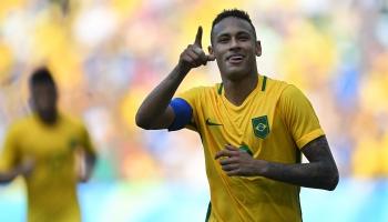 Brasile olimpico all'ultimo ballo nel segno di Neymar