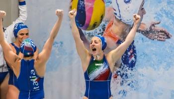 Olimpiadi 2016, pallanuoto femminile: Italia-Brasile per cominciare bene